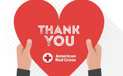 Blood Drive Success, Thank You!