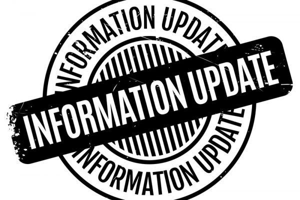 3-13-2020 Update to this Weekends Pastor's Corner