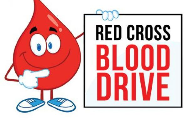 Blood Drive: Friday, June 11, 2021
